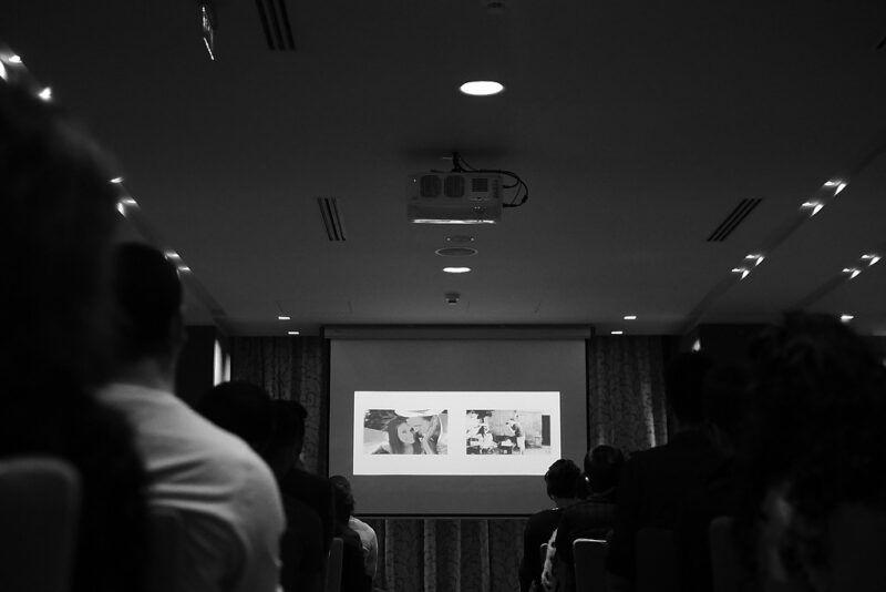Conferinta Photohotel alaturi de fotograful Dan Malureanu la Kronwell Brasov