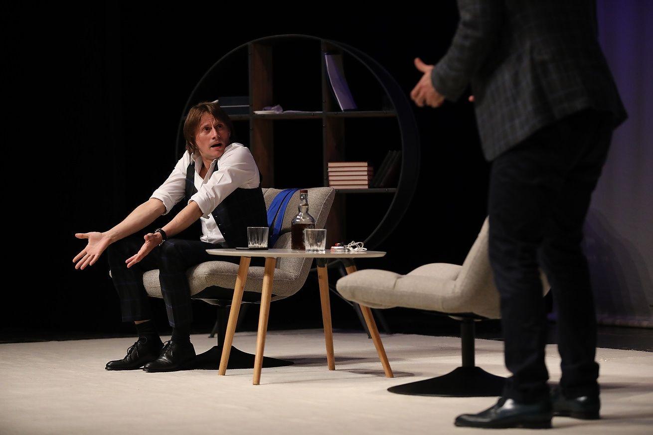 Festivalul de teatru politic Brasov, scena de teatru