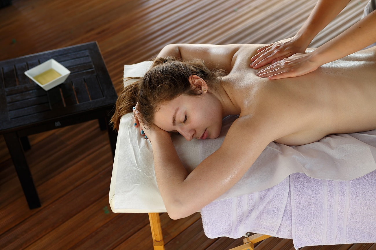 tamara la masaj in SPA