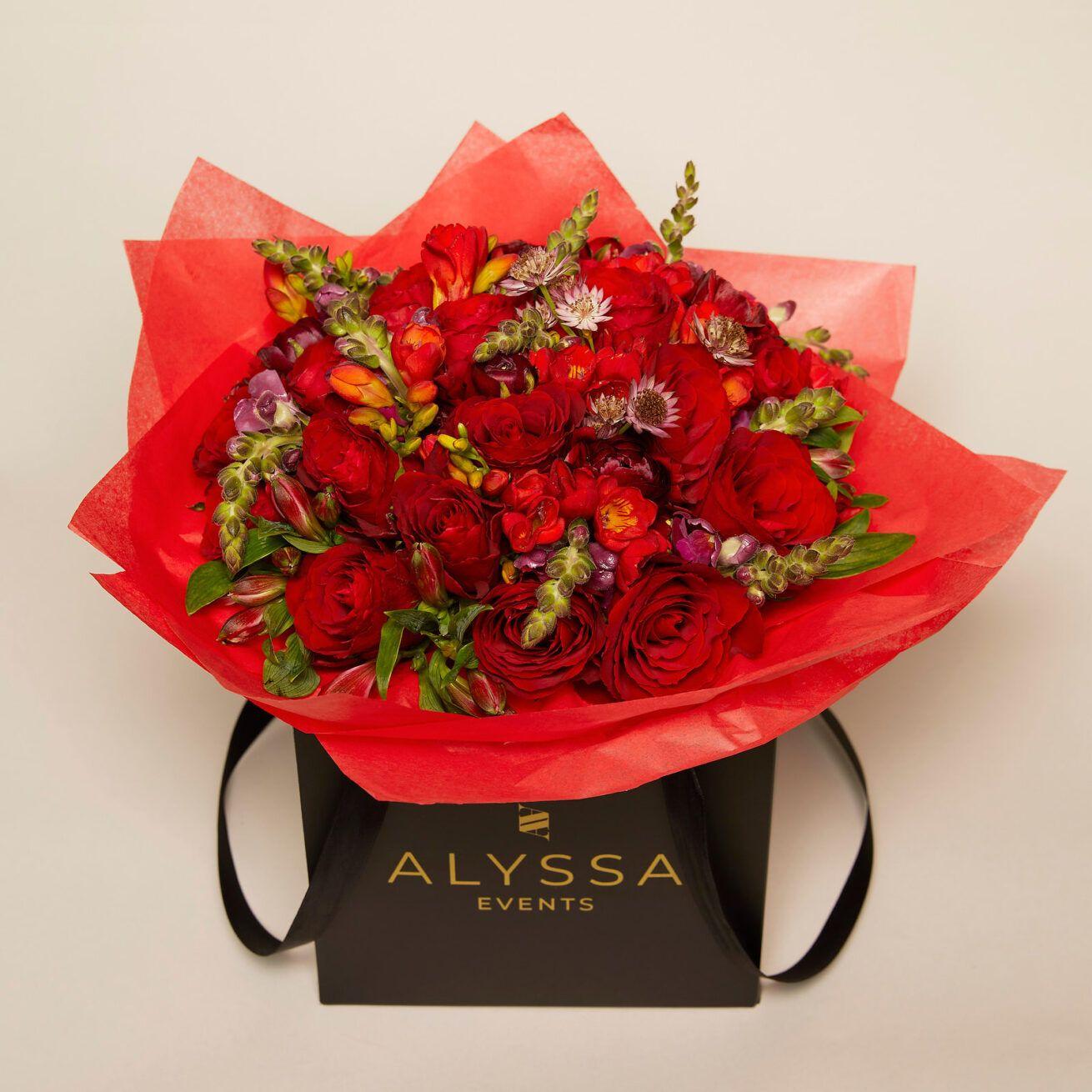 Fotografie de produs în studio cutie flori Alyssa Events-Dan Malureanu-03