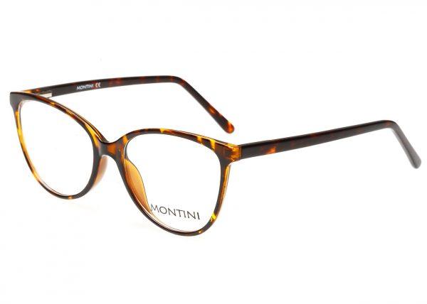 Fotografie de produs cu rama ochelar de vedere pe fundal alb in studio